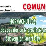 HORNACHUELOS, uno de los dos pueblos de la provincia en conseguir Subvención Smart City.