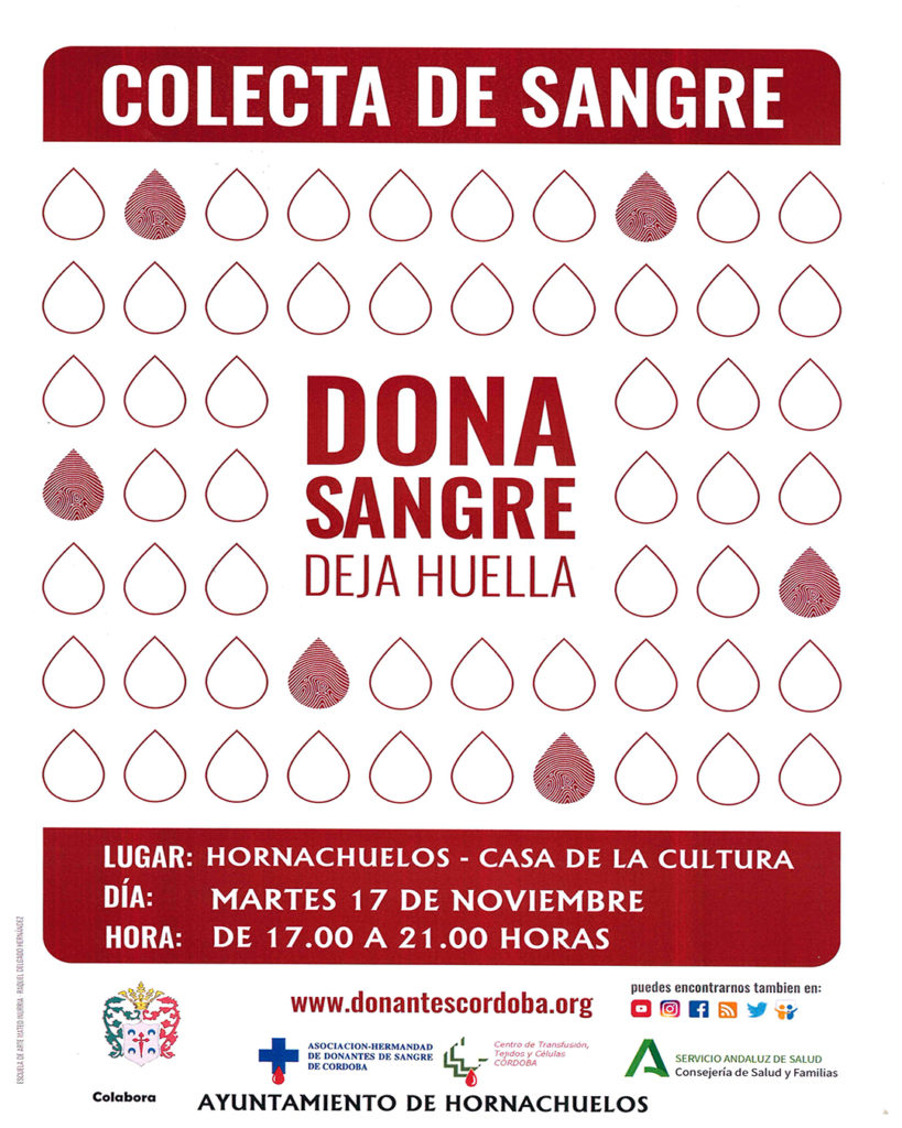 dona sangre. hornachuelos. 17 de noviembre