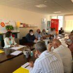 Hornachuelos participa en una nueva reunión de la AMAC