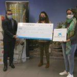 La Obra Social de La Caixa aporta 6.500 Euros para la contratación de dos personas que prestarán servicio en el Centro Juvenil