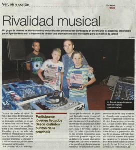 Meloja Sound 2013 - Diario Córdoba