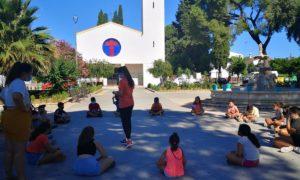 ACTIVIDADES INFANTILES EN LOS POBLADOS VERANO 2021